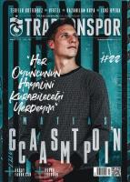 Trabzon Spor Dergisi Sayı: 172 - Mart 2020
