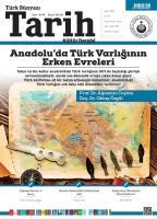 Türk Dünyası Tarih Kültür Dergisi Sayı: 399 Mart 2020