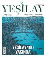 Yeşilay Dergisi Sayı: 1034 Mart 2020