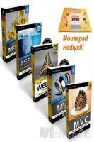 ASP.NET Tabanlı Web Tasarım Seti (5 Kitap Takım)