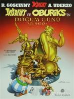 Asteriks ve Oburiks'in Doğum Günü (Altın Kitap)
