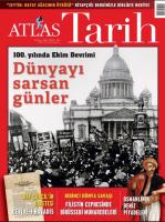 Atlas Tarih Ekim-Kasım 2017