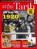 Atlas Tarih Dergisi Sayı: 62 Ocak-Şubat 2020