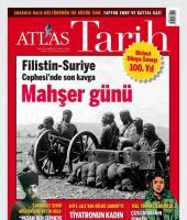 Atlas Tarih Dergisi Sayı: 54 Ağustos- Eylül 2018