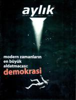 Aylık Dergisi Şubat sayısı