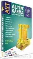 AYT 10 Yayın 10 Deneme Altın Karma Deneme Seti