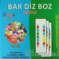 Bak Diz Boz (3-5 Yaş)