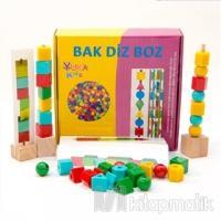Bak - Diz - Boz (4-6 Yaş)