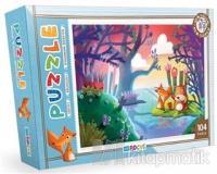 Balık Tutmaca - Puzzle (BF082)