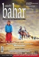 Berfin Bahar Aylık Kültür Sanat ve Edebiyat Dergisi Sayı 256 Haziran 2019