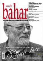 Berfin Bahar Aylık Kültür Sanat ve Edebiyat Dergisi Sayı: 259 Eylül 2019