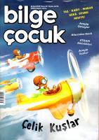 Bilge Çocuk Dergisi Şubat 2019 sayısı