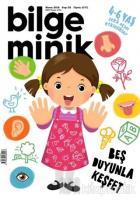 Bilge Minik Dergisi Sayı: 32 Nisan 2019
