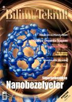Bilim ve Teknik Dergisi Sayı:617 Nisan 2019