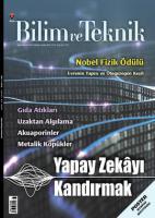 Bilim ve Teknik Dergisi Sayı: 625 Aralık 2019