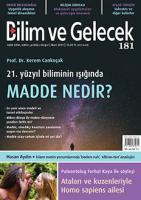 Bilim ve Gelecek Dergisi Sayı:181  Mart 2019