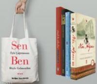 Bir Çanta Dolusu Aşk Seti - 4 Kitap Takım