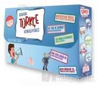 Burada Türkçe Konuşuyoruz (5 Kitap Set)