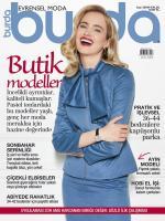 Burda Evrensel Moda Dergisi Sayı:2018/9 Eylül