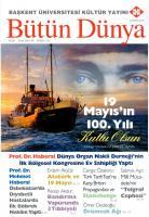 Bütün Dünya Dergisi Sayı: 2019/05