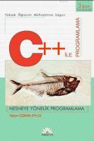 C++ ile Programlama Dili - Nesneye Yönelik Programlama