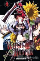 Cadı Avcısı - Witch Hunter (Cilt 4)
