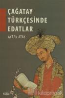 Çağatay Türkçesinde Edatlar