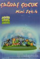 Çağdaş Çocuk Mini Set - 4 (10 Kitap Takım)