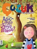 Çamlıca Çocuk Dergisi Sayı: 25 Mart 2018