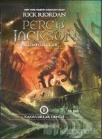 Canavarlar Denizi - Percy Jackson 2 (Ciltli)
