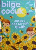 Bilge Çocuk Dergisi Sayı:36 Ağustos 2019