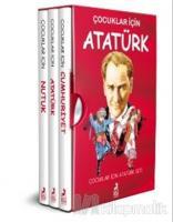 Çocuklar İçin Atatürk Seti (3 Kitap Takım)