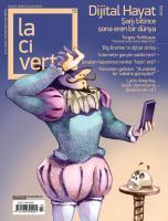 Lacivert Dergisi Sayı:55 Mart 2019