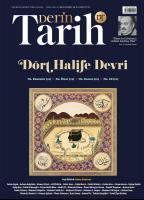 Derin Tarih Dergisi Özel Sayı:14 2019