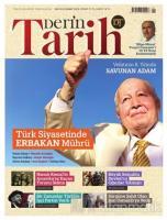 Derin Tarih Aylık Dergisi Sayı: 83 Şubat 2019