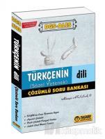 DGS-ALES Türkçenin Dili Sözel Yetenek Çözümlü Soru Bankası