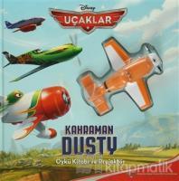 Disney Uçaklar Kahraman Dusty