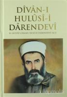 Divan-ı Hulusi-i Darendevi (Ciltli)