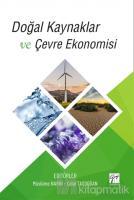 Doğal Kaynaklar ve Çevre Ekonomisi