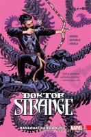 Doktor Strange: Havadaki Kan Kokusu Cilt 3