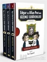 Edgar ve Allan Poe'nun Gizemli Serüvenleri (3 Kitap Takım)