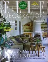 Elle Decoration Dergisi Haziran/Temmuz  2019