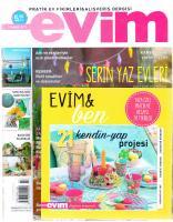 Evim Pratik Ev Fikirleri & Alışveriş Dergisi