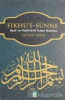 Fıkhu's-Sünne Cilt: 3 (Ciltli)