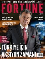 Fortune Türkiye  Dergisi Mayıs 2019