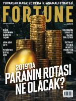Fortune Türkiye Dergisi Ocak 2019