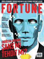 Fortune Dergisi Şubat sayısı