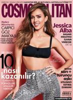 Cosmopolitan Dergisi Ağustos 2019