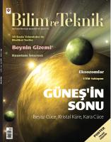Bilim ve Teknik Dergisi Sayı: 621 Ağustos 2019