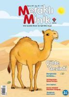 Meraklı Minik Dergisi Sayı:152 Ağustos 2019